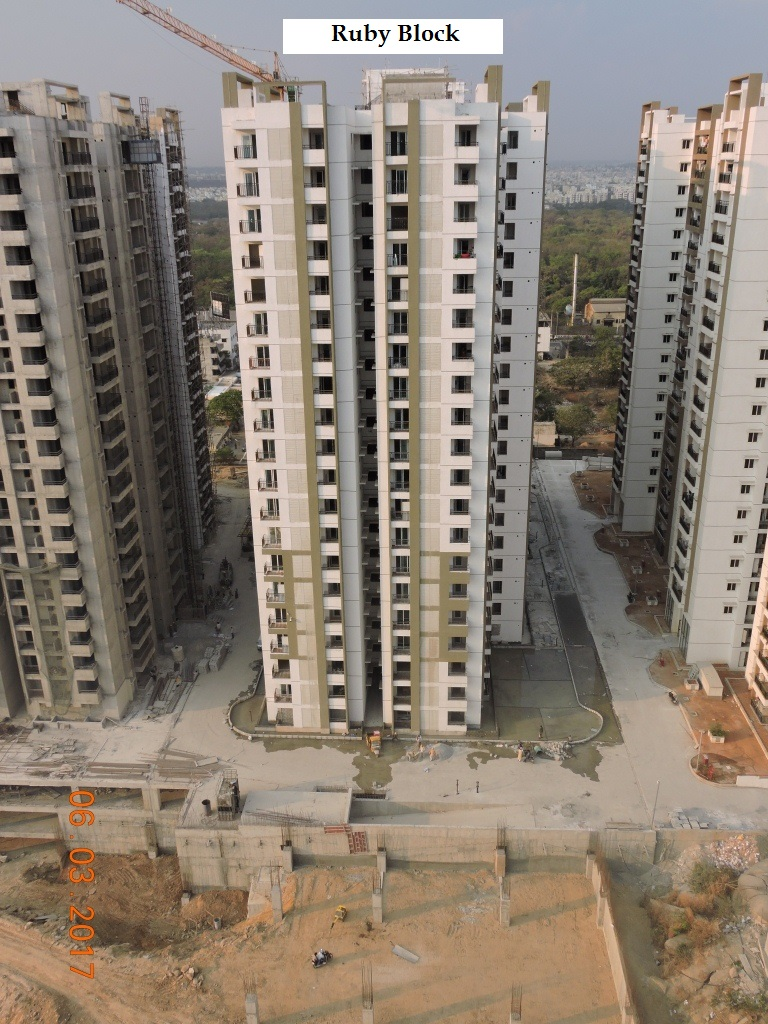 Gallery March Flats For Sale In Hi Tech City Hyderabad