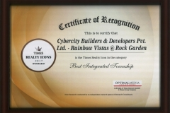 Award-Certificate