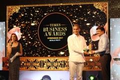 Award-taking