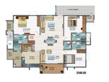 Unit-plan-5-2160WSft