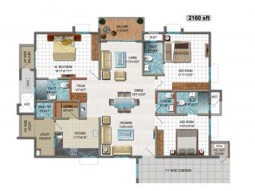 Unit-plan-6-2160ESft